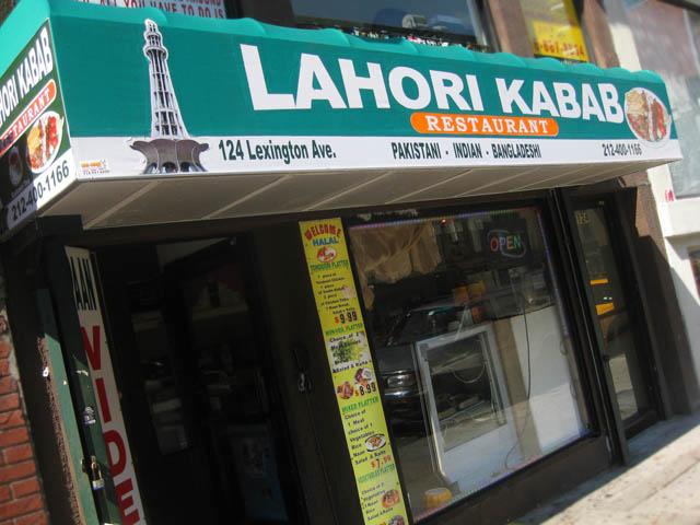 01 Lahori Kabab Restaurant