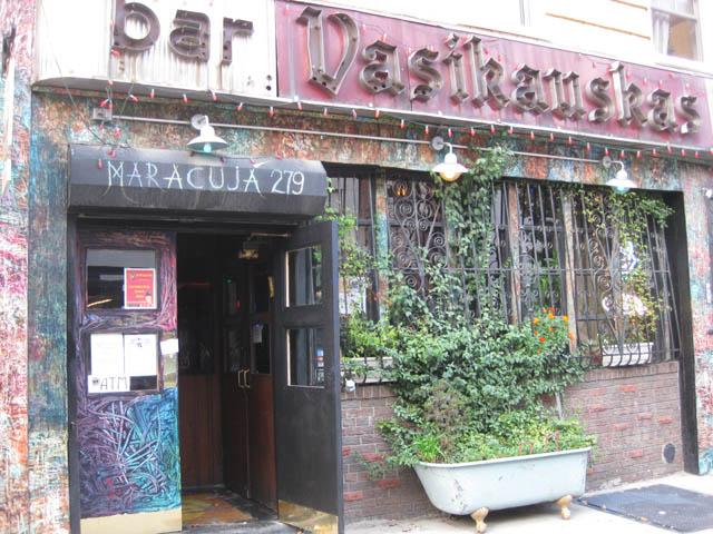 01 Maracuja bar