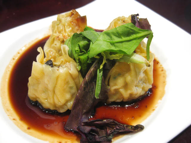 01 Steamed Dumplings - RIN Thai