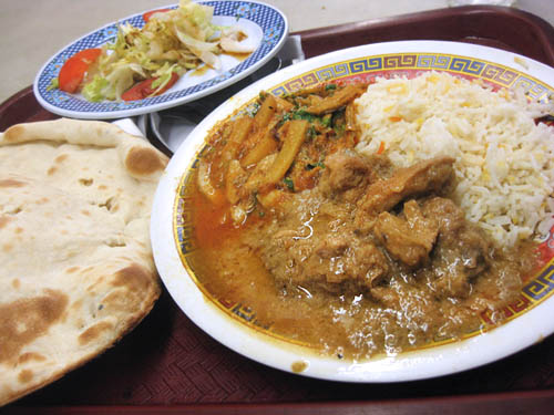 02 Curry Fish and Chicken Korma - Kasturi