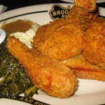 02 Fried Chicken Dinner Brooklyn Bowl 150x150 Brooklyn Bowl   Blue Ribbon Food
