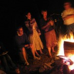 17 Campfire for Smores 150x150 Woodstock Camping Labor Day Weekend