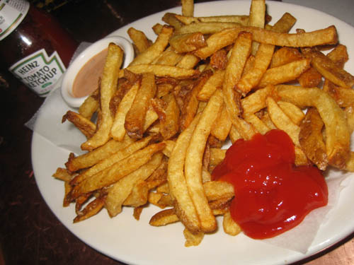 01 Matchless Bar French Fries