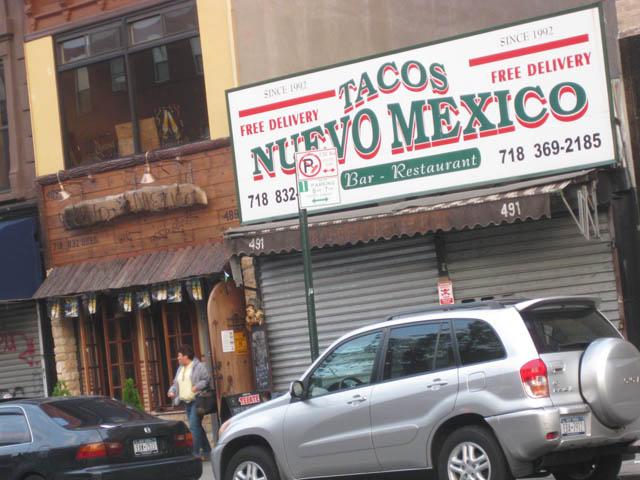 01 Tacos Nuevo Mexico