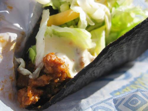 02 Black Jack Taco - Taco Bell
