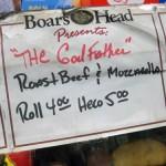 02 The Godfather sandwich menu