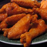 03 Buffalo Chicken Wings - Blondie's