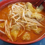 05 Wonton Curry Noodle Soup - Mee