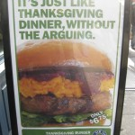 01 New York Burger Co - Thanksgiving Burger ad