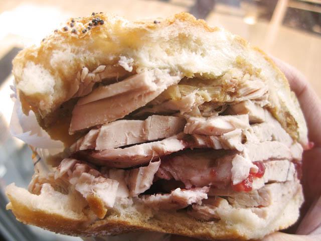 02 Lenny's Thanksgiving Sandwich