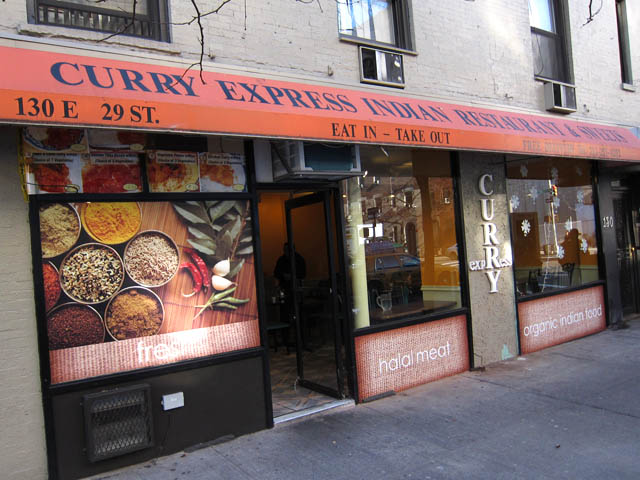 01 Curry Express Inidan Restaurant & Sweets