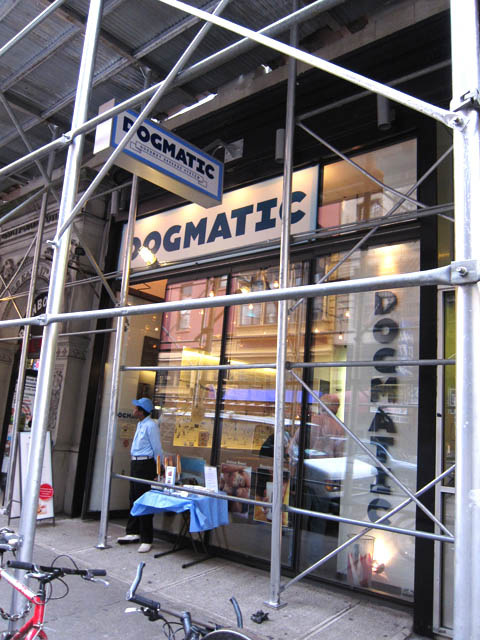 01 Dogmatic NYC Restaurant