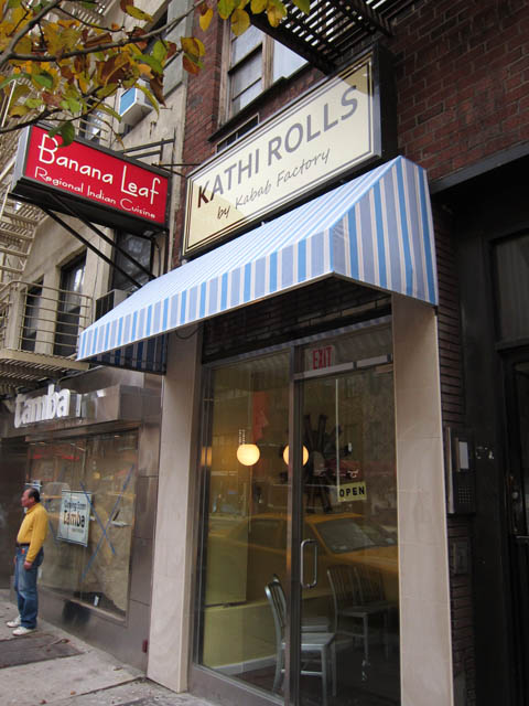 01 Kathi Rolls by Kabab Factory