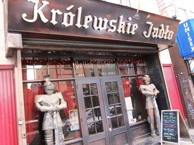 01 Krolewskie Jadlo Polish Restaurant