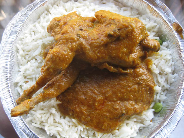 02 Batair Masala Quail - Sirtaj Indian Restaurant