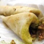 02 Lamb Seekh Kabab Kathi Roll