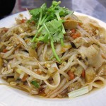 02 Mount Qi Vegetables Hand Pulled Noodles Xian Famous Foods Manhattan1 150x150 Xian Famous Foods Manhattan