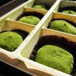 05 Green Tea White Chocolate Mochi - Kamakura Minamoto Kitchoan