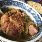 05 Stewed Ham Hocks Beef Shin Soup with Ramen Noodles 150x150 Stewed Beef Shin & Ham Hock Soup