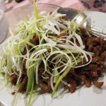 06 Shredded Pork with Peking Plum Sauce Famous Sichuan 150x150 Famous Sichuan / Quickly / Chinatown Ice Cream Factory