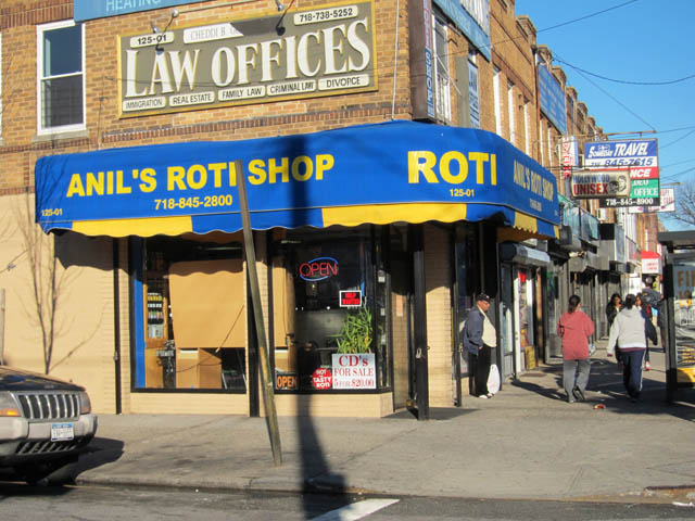 01 Anil's Roti Shop