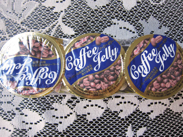 01 Coffee Jelly package