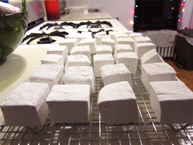 01 Homemade Marshmallows