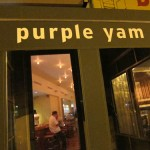 01 Purple Yam Restaurant 150x150 Purple Yam   Filipino Pan Asian