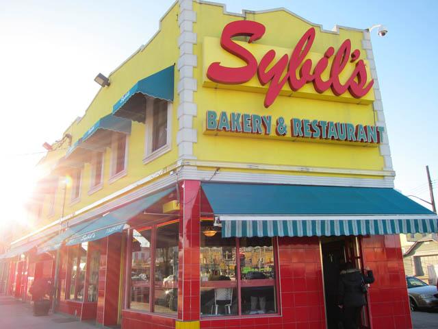 01 Sybil's Bakery & Restaurant
