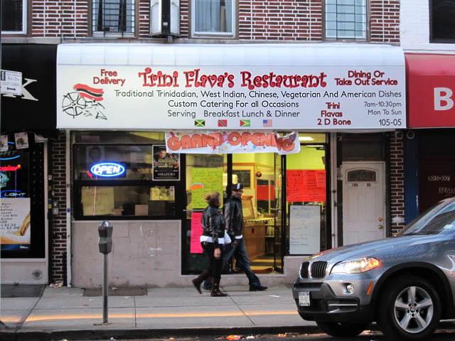 01 Trini Flava's Restaurant