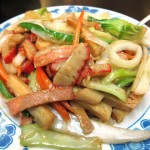 02 Combination Triple Vegetable with Mock Pork House of Vegetarian 150x150 House of Vegetarian