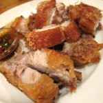 05 Lechon kawali fried pork belly - Purple Yam