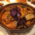07 Oxtail kare kare - Purple Yam