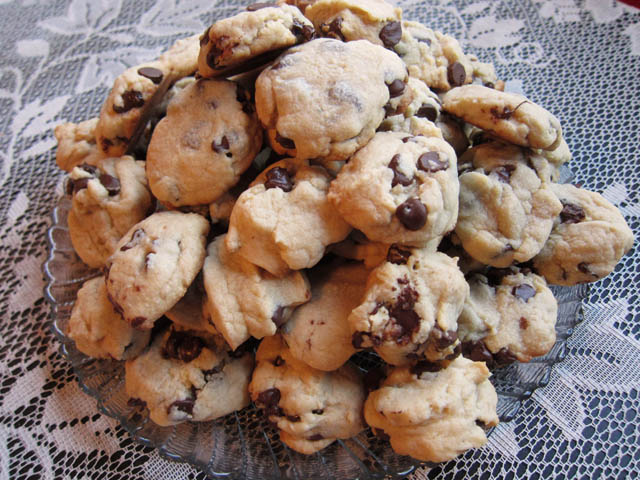 01 Bonnie's Chocolate Chip Cookies