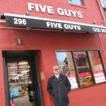 01 Five Guys on Bleeker 150x150 Five Guys Burger All The Way