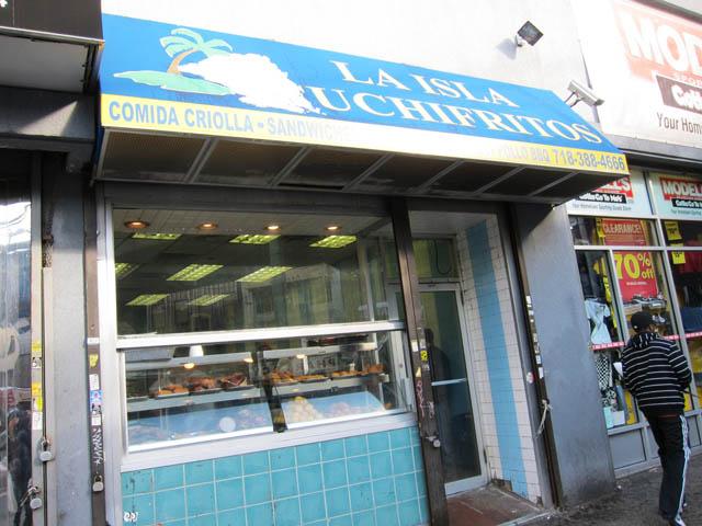 01 La Isla Cuchifritos restaurant