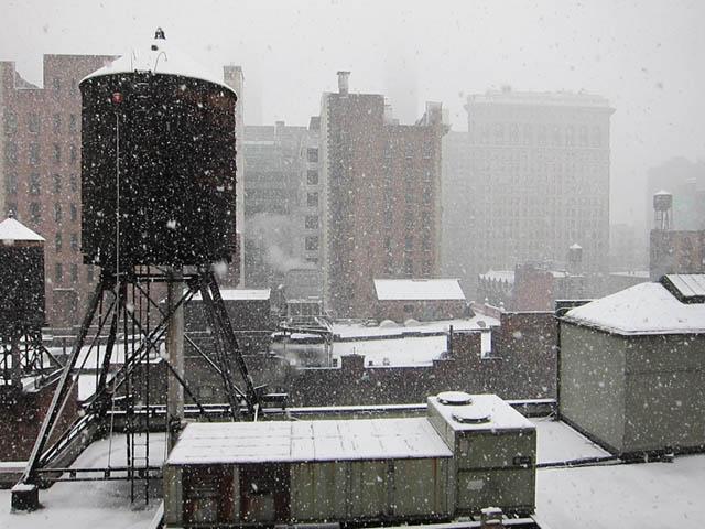 01 Snowfall NYC