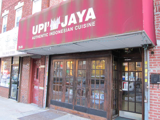 01 Upi Jaya Indonesian Restaurant