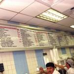 02 La Isla Cuchifritos menu