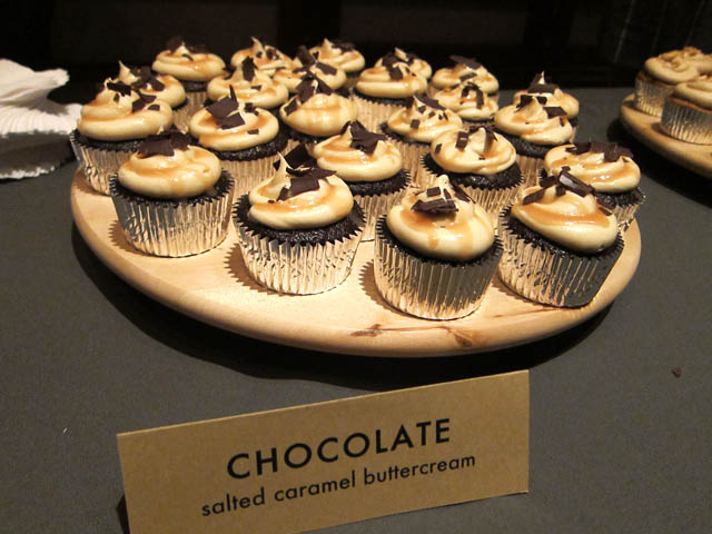 01 Chocolate Salted Caramel Buttercream Cupcakes - Kate Brown