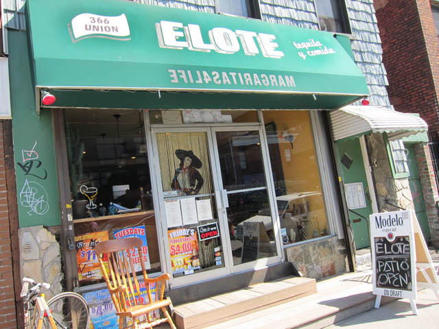 01 Elote Mexican Restaurant