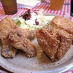 01 Fried Chicken and Iceberg salad Pies N Thighs 150x150 Pi Day @ Pies N Thighs