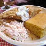 02 Catfish and Coleslaw Cornbread Pies N Thighs 150x150 Pi Day @ Pies N Thighs