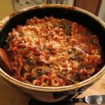 02 Jessicas Fusilli Pasta 150x150 Jessica will cook you pasta!