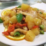 09 Chicken with Pineapple Peppers Cantoon Garden 150x150 Carolyns b day dinner @ South China Garden (aka Cantoon Garden)