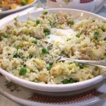 15 Fried Rice with Preserved Salty Fish - Cantoon Garden