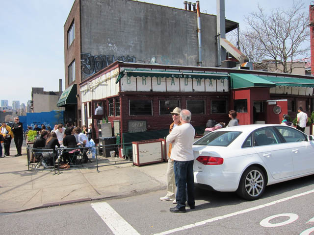 01 Diner - Williamsburg Brooklyn