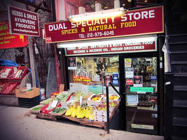 01 Dual Specialty Store - Manhattan NY