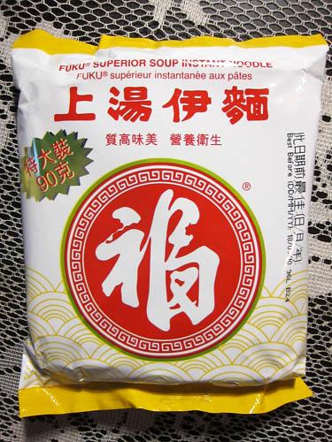 01 Fuku Superior Soup Instant Noodles