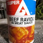 01 Super A canned Beef Ravioli in Meat Sauce 150x150 Super A Beef Ravioli in Meat Sauce